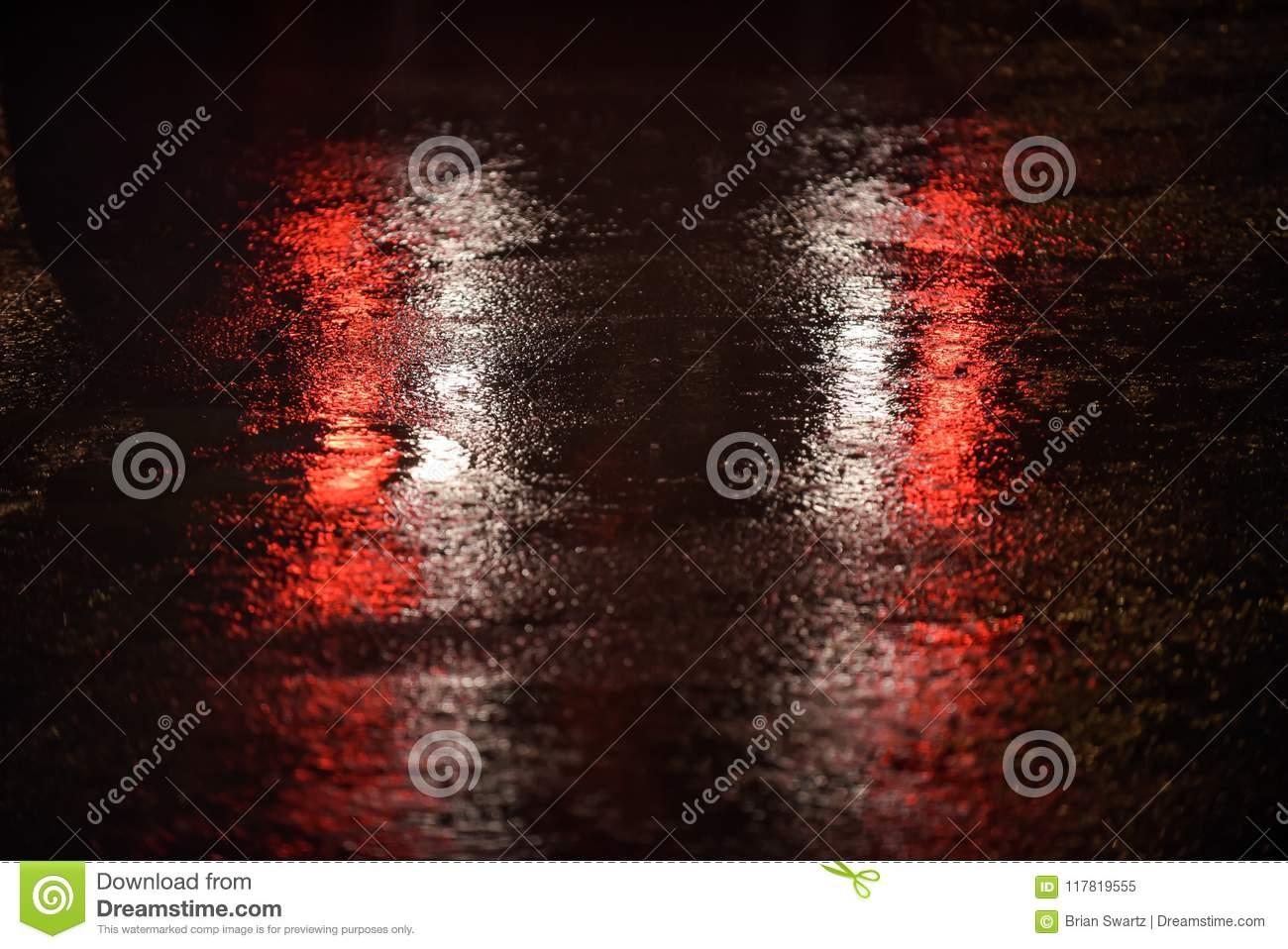 Rainy Night 882