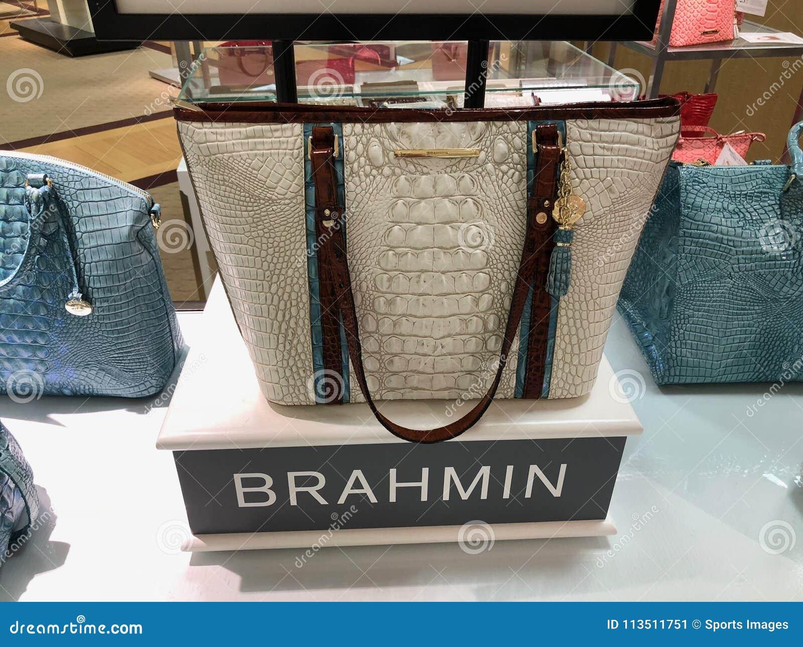fe5f5f91659ab Arizona brahmin projekta dillards pokazu wydziałowych żeńskich torebek  ladys centrum handlowego Scottsdale highend sklep