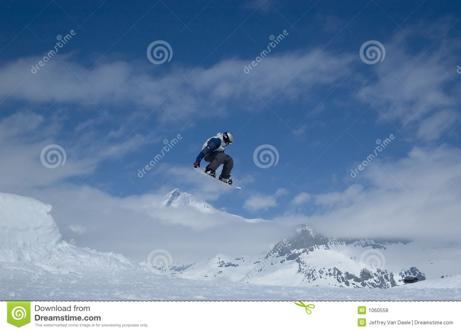 Brancher de Snowboarder