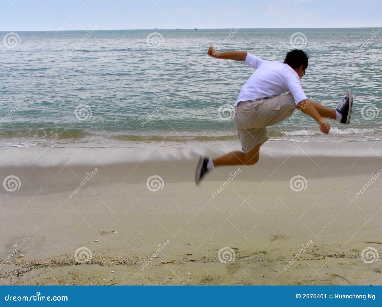 Brancher sur la plage
