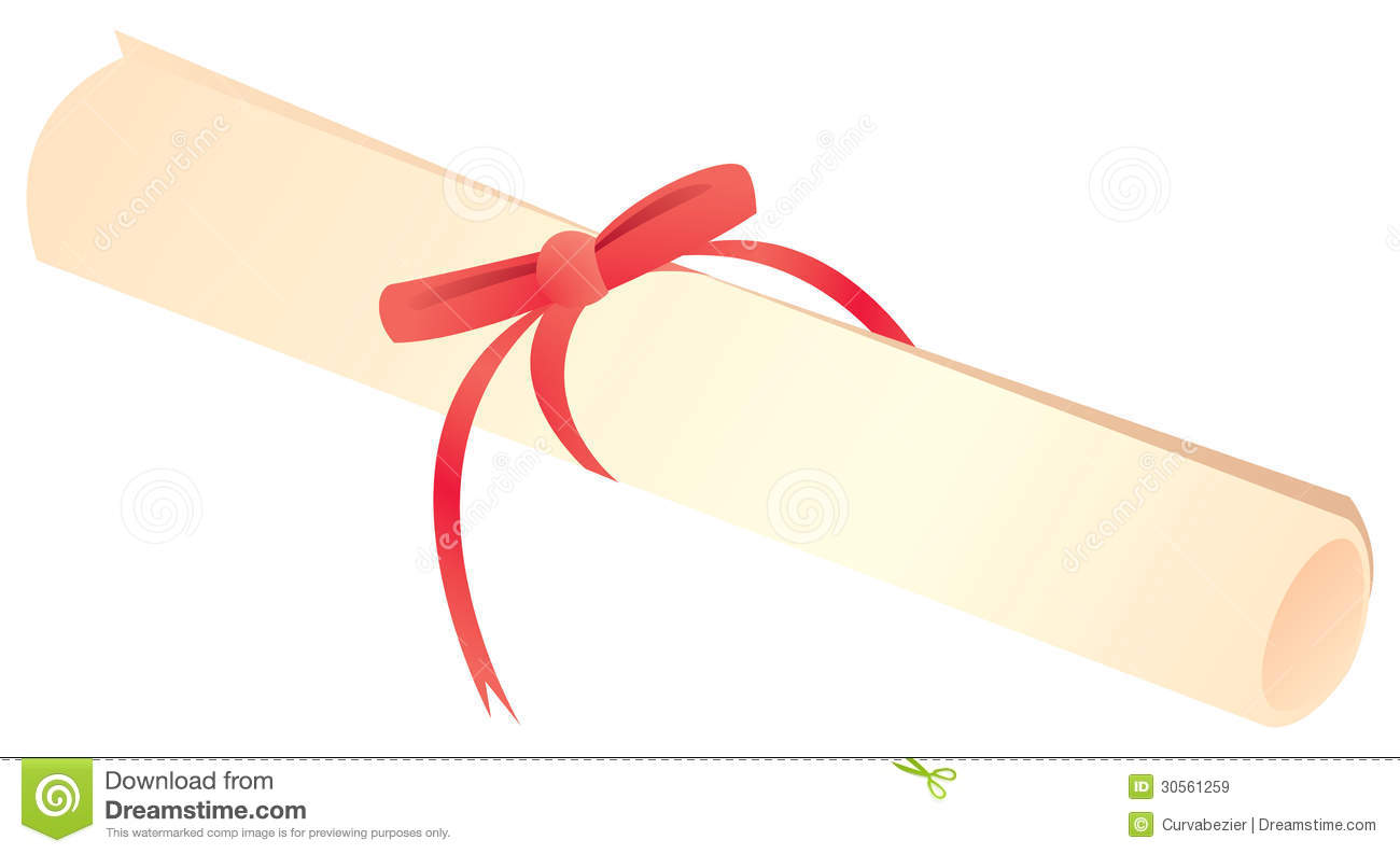 Brand New Diploma Royalty Free Stock Images Image 30561259