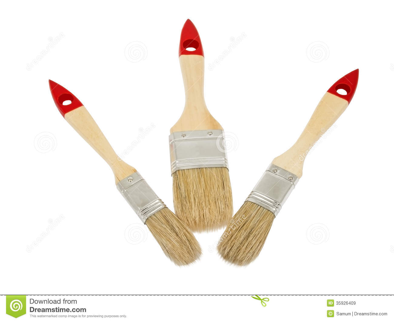 Brand new paint brush royalty free stock images image for Best paint brush brands