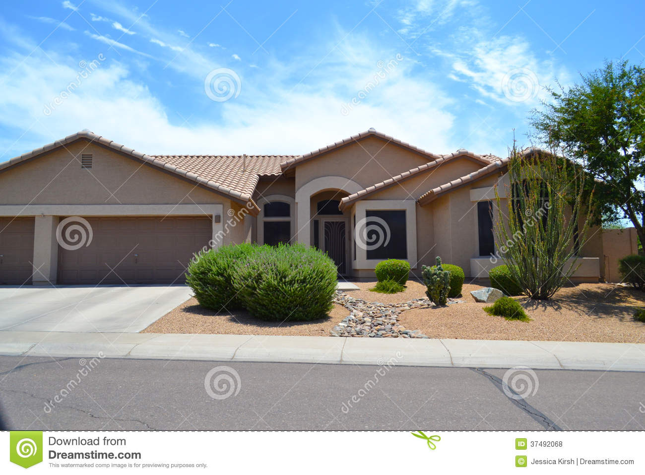 House, Home, Neighborhood, Single Family, Detached ...