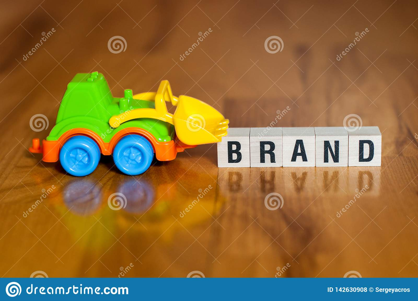 Brand word concept