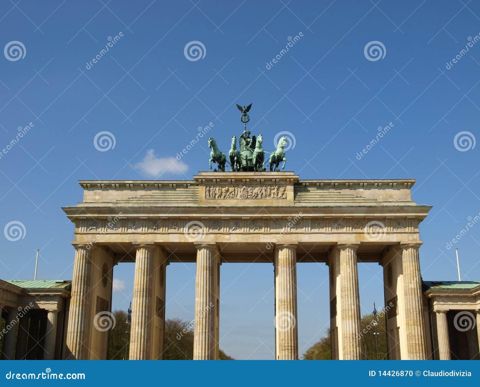 Brandenburger Felsen, Berlin