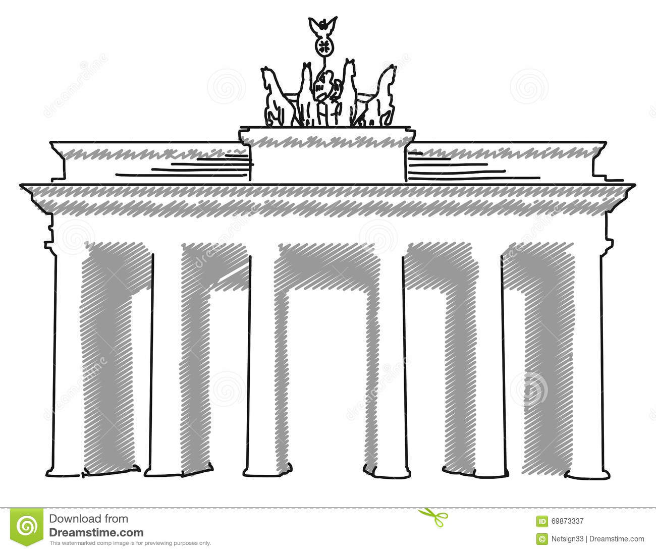 Berlin Brandenburger Tor Stock Illustrations 146 Berlin Brandenburger Tor Stock Illustrations Vectors Clipart Dreamstime