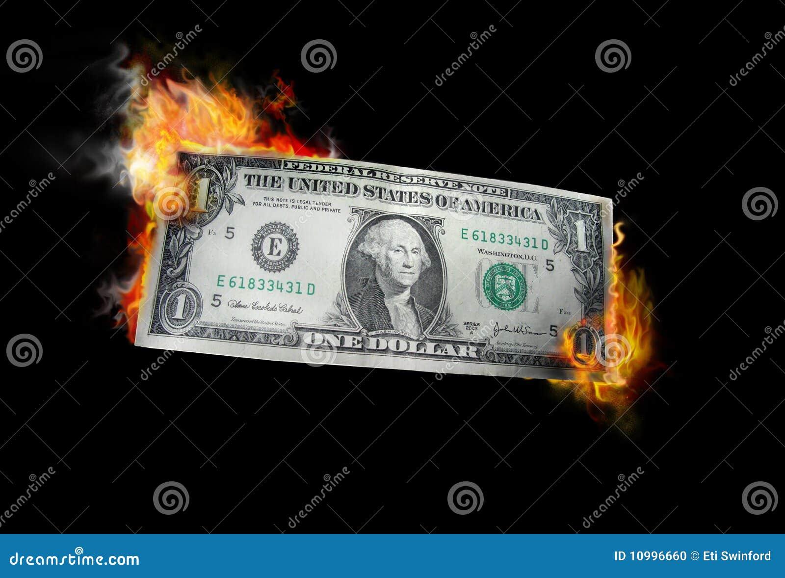 Brandende rekening