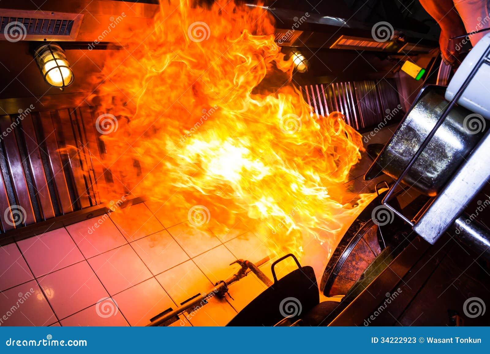 Brandfeuerkochen