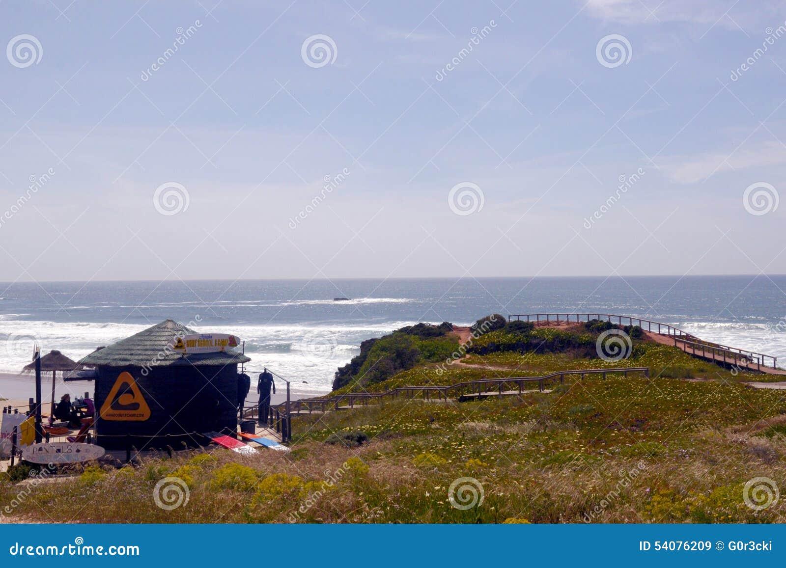 Brandingsschool, Blauwe Hemel en Oceaan, Vakantie en Sporten