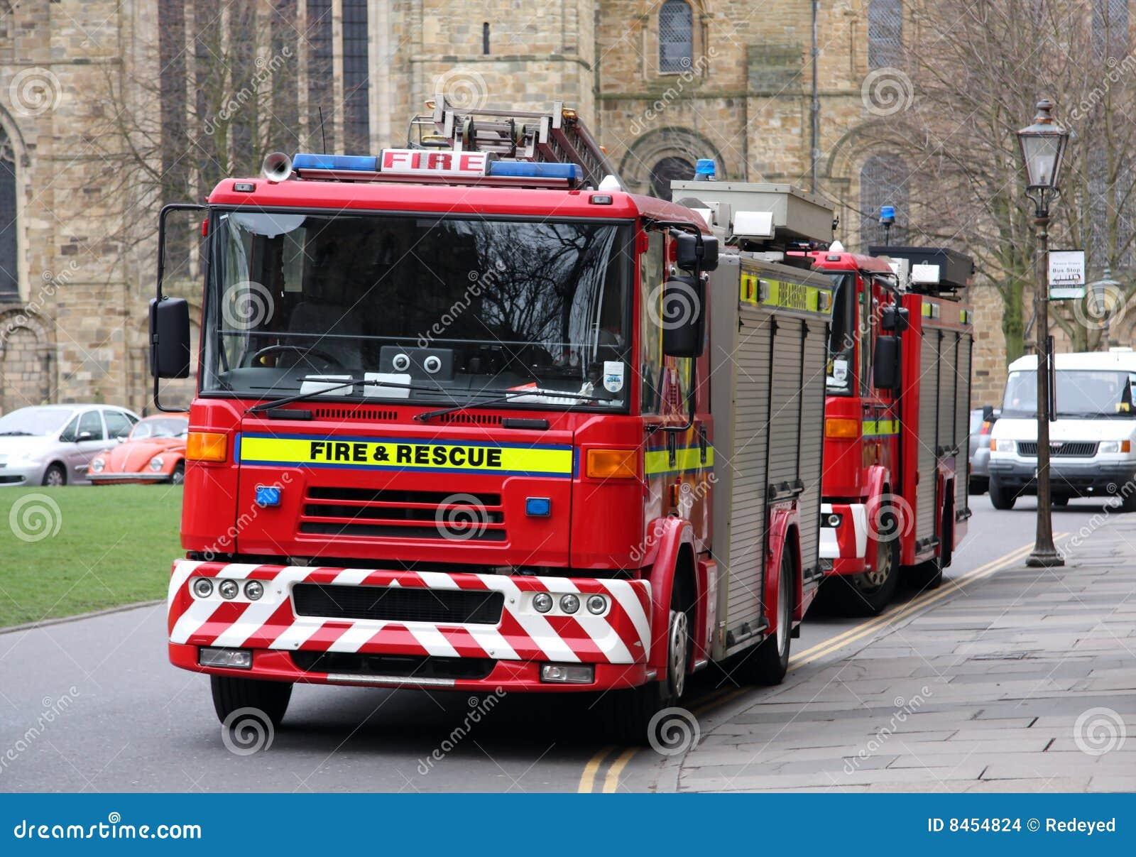 Brandräddningsaktion
