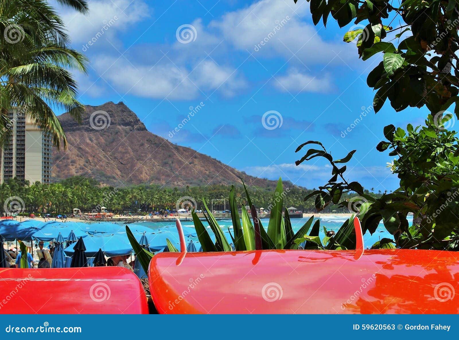 Brandung Waikiki