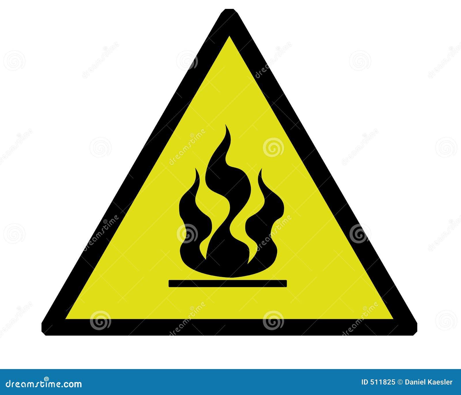 Brandvarning