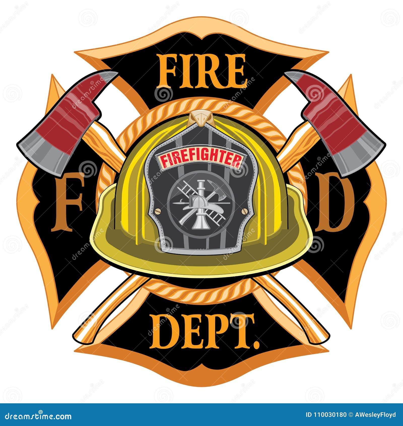 Brandweerkorps Dwarswijnoogst met Gele Helm en Assen