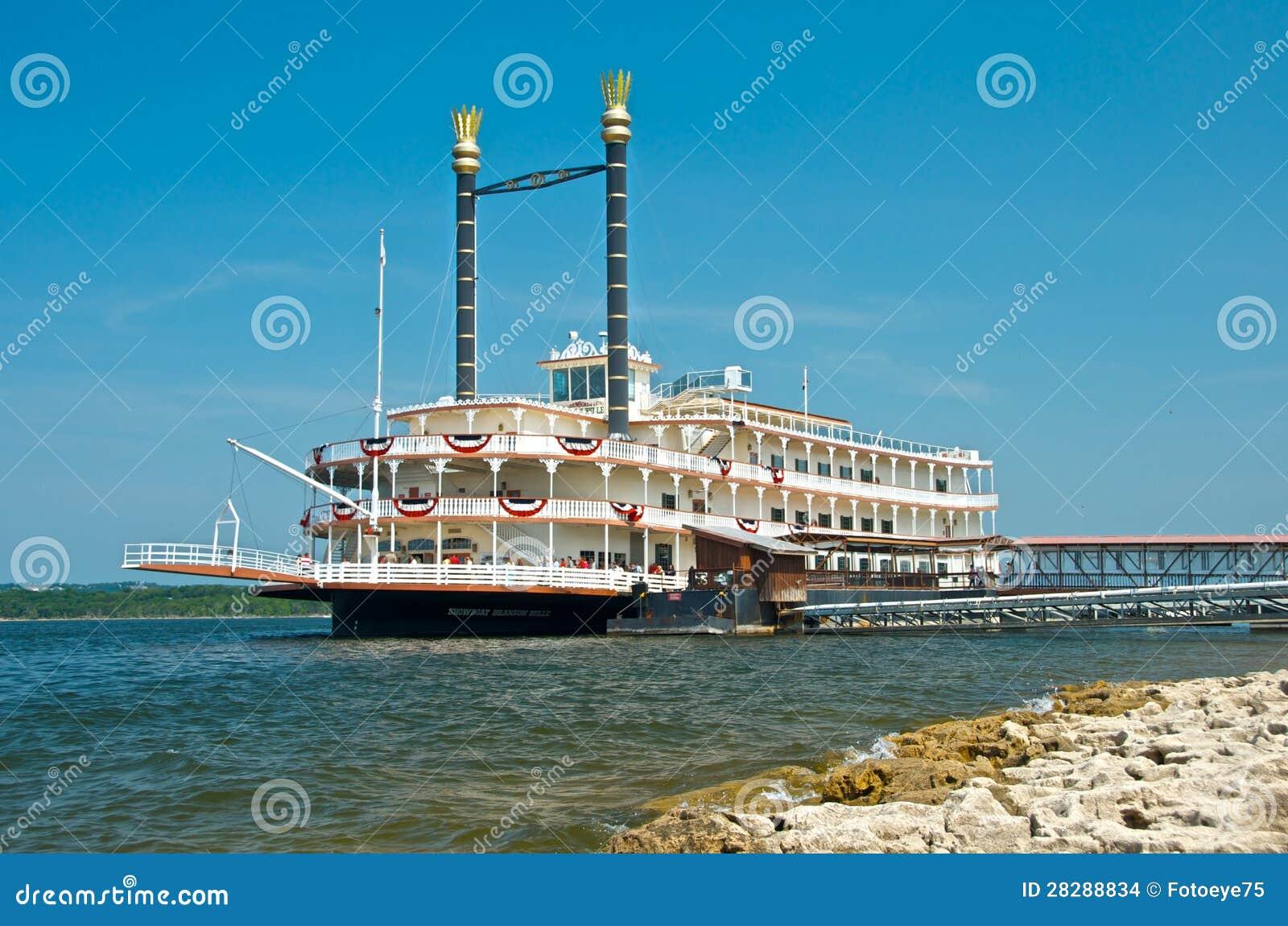 The Branson Belle Showboat