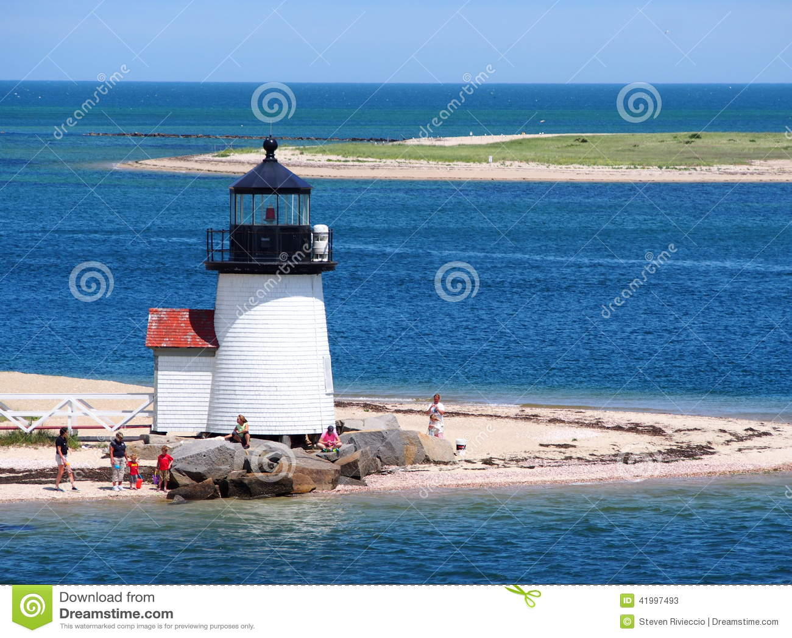 Brant φως σημείου, νησί Nantucket