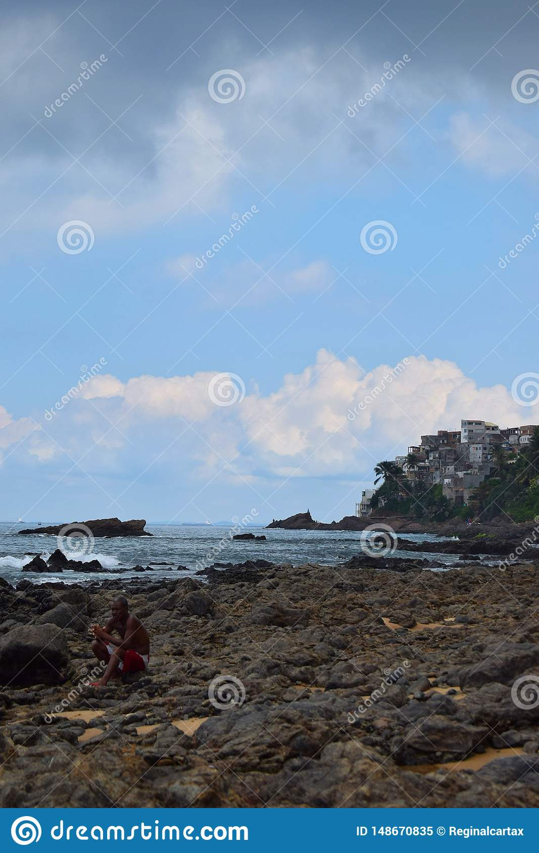 Brasil, Salvador, Baía