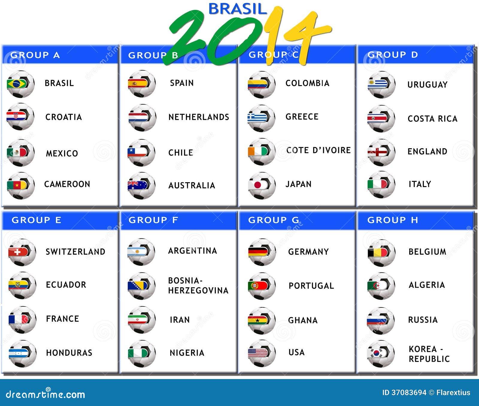 Download Brasil 2014 sztuki plan zdjęcie stock. Obraz złożonej z soccer - 37083694