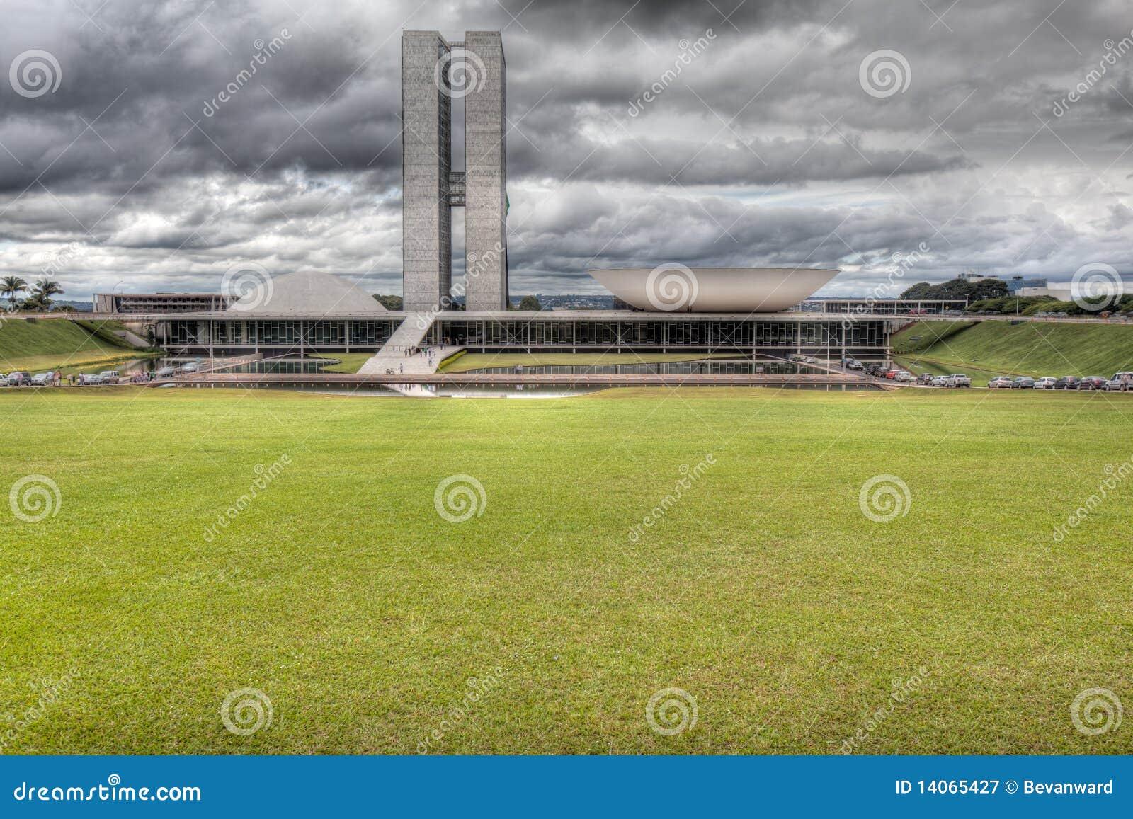 Brasilia Brazil kongresu obywatel