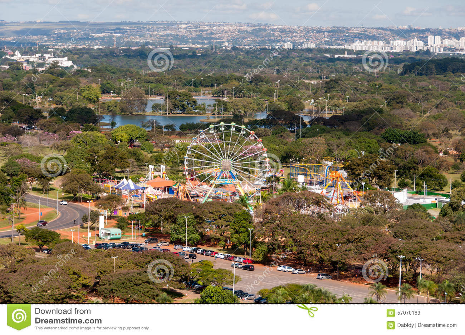 Brasilia Pretpark