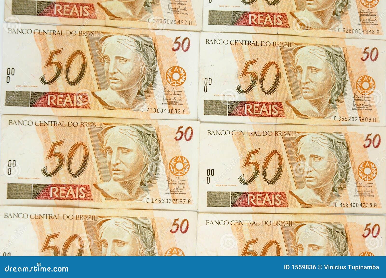 Brasilianisches Geld