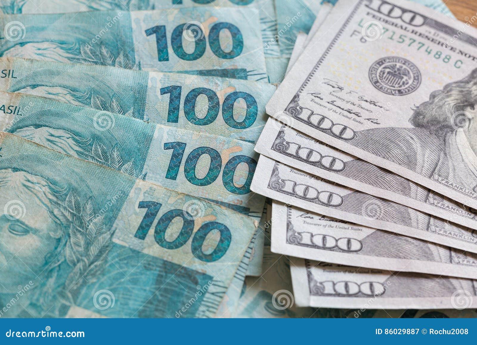 brasilianische dollar in euro