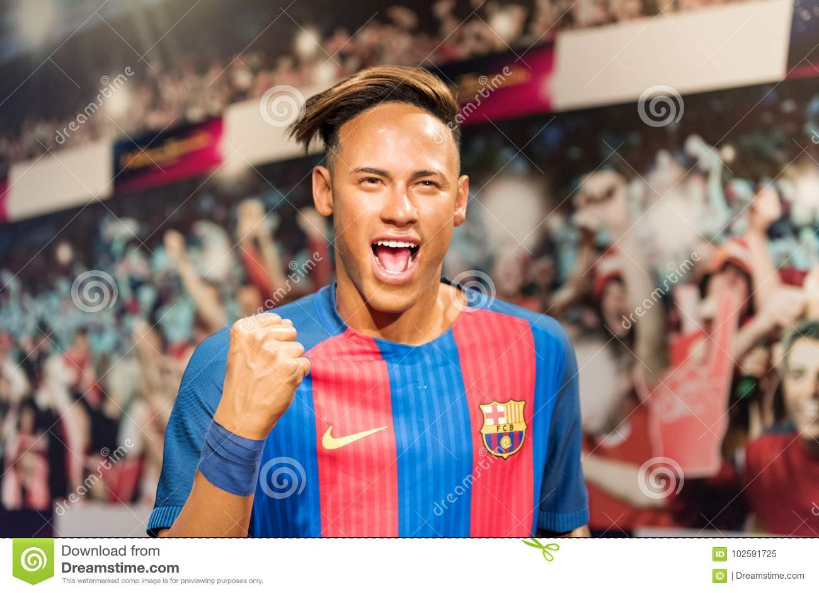 Brasiliansk fotbollsspelareNeymar junior