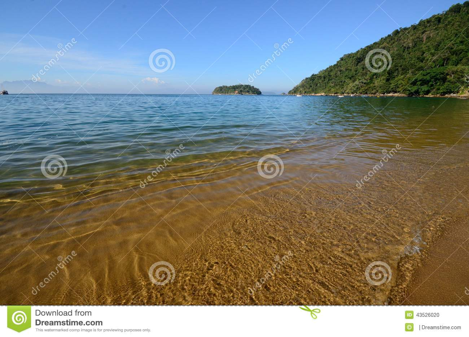 Brasilien-Insel