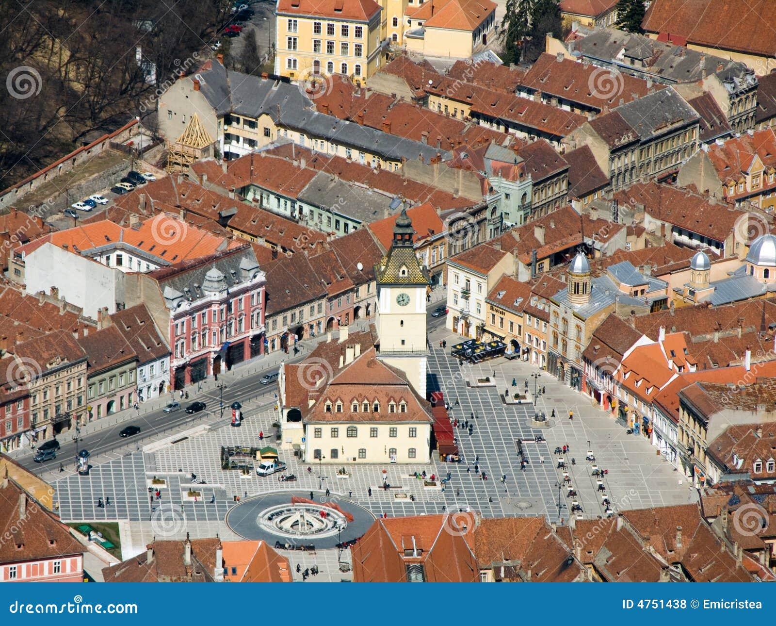 Brasov City: Romania