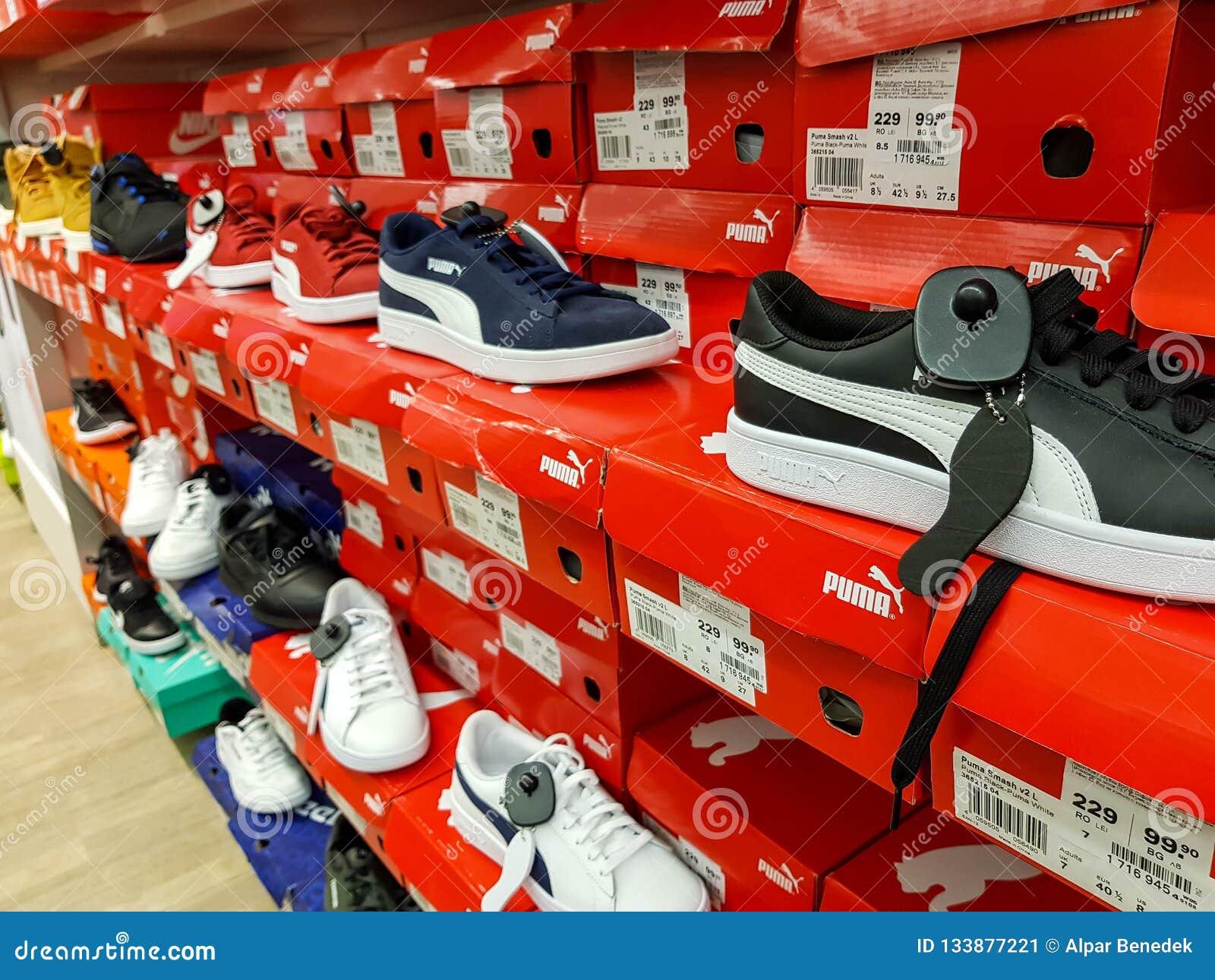 Puma Socks In Local Shoe Store f0f392edb48a