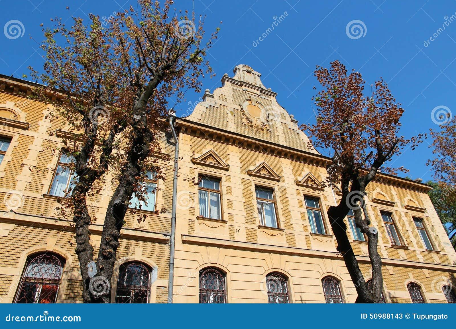 When Romania opened a post office in the Ottoman Empire