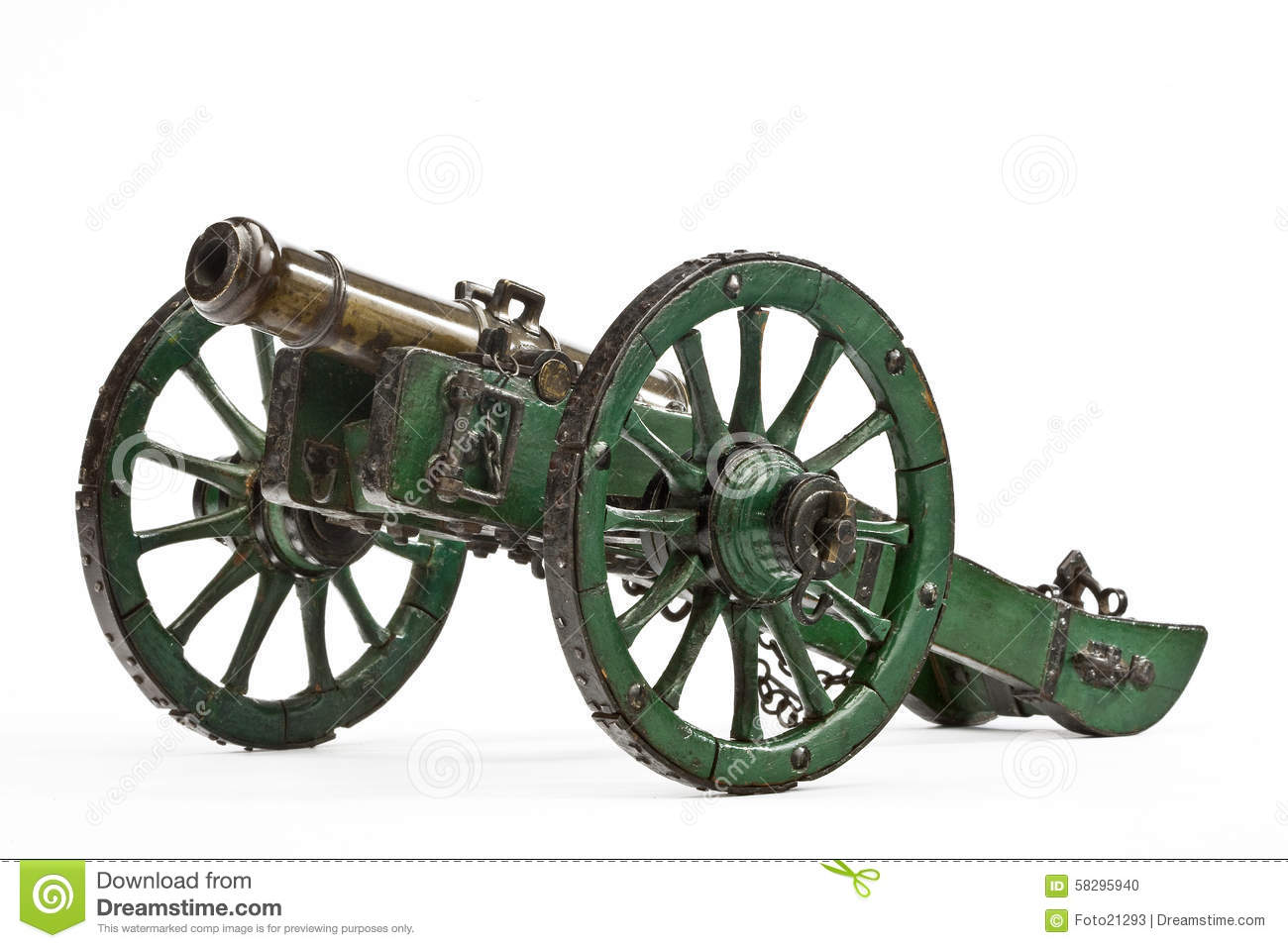 Old War Cannons In Quebec City Stock Photo, Picture And Royalty ...