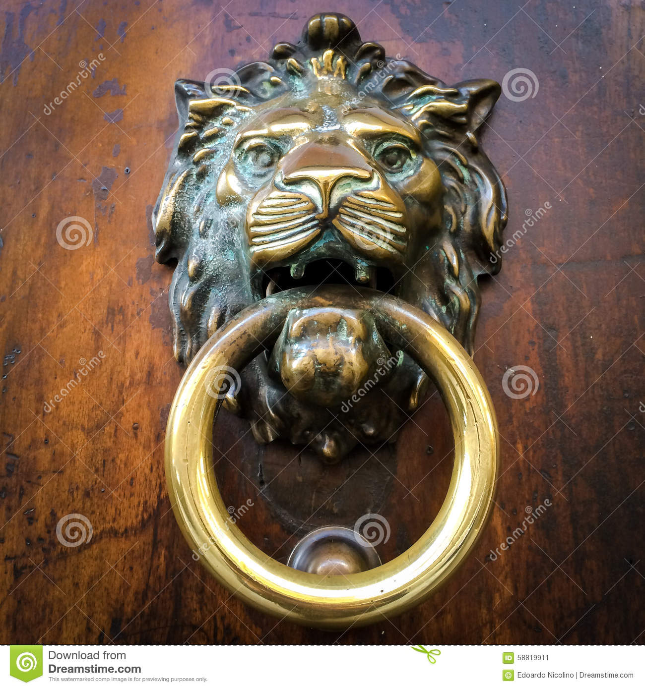 Door Knocker ...