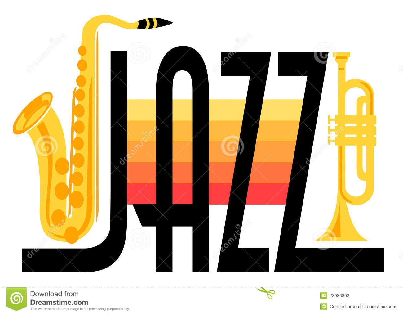 Image result for jazz clip art