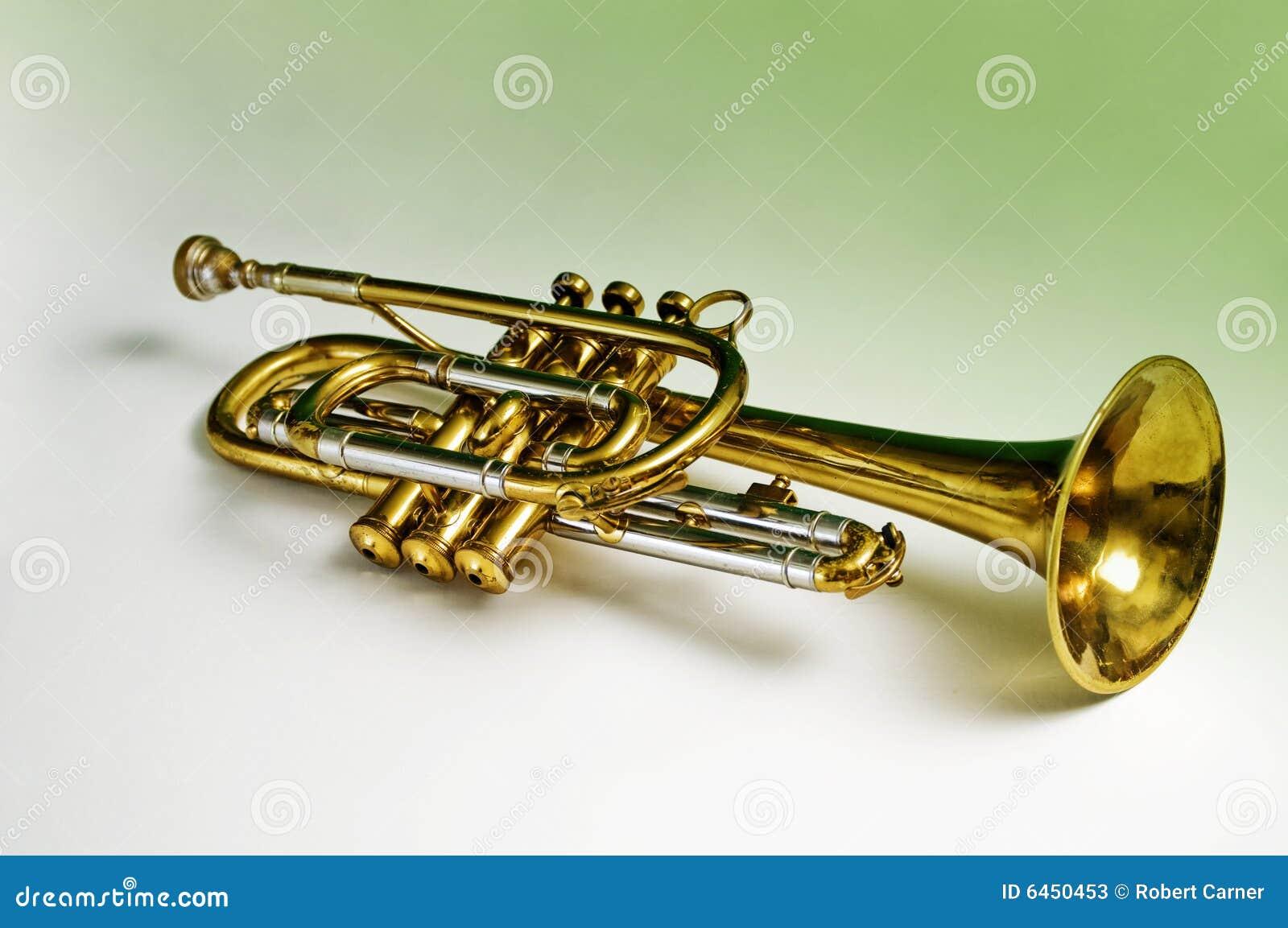 Brass trąbka