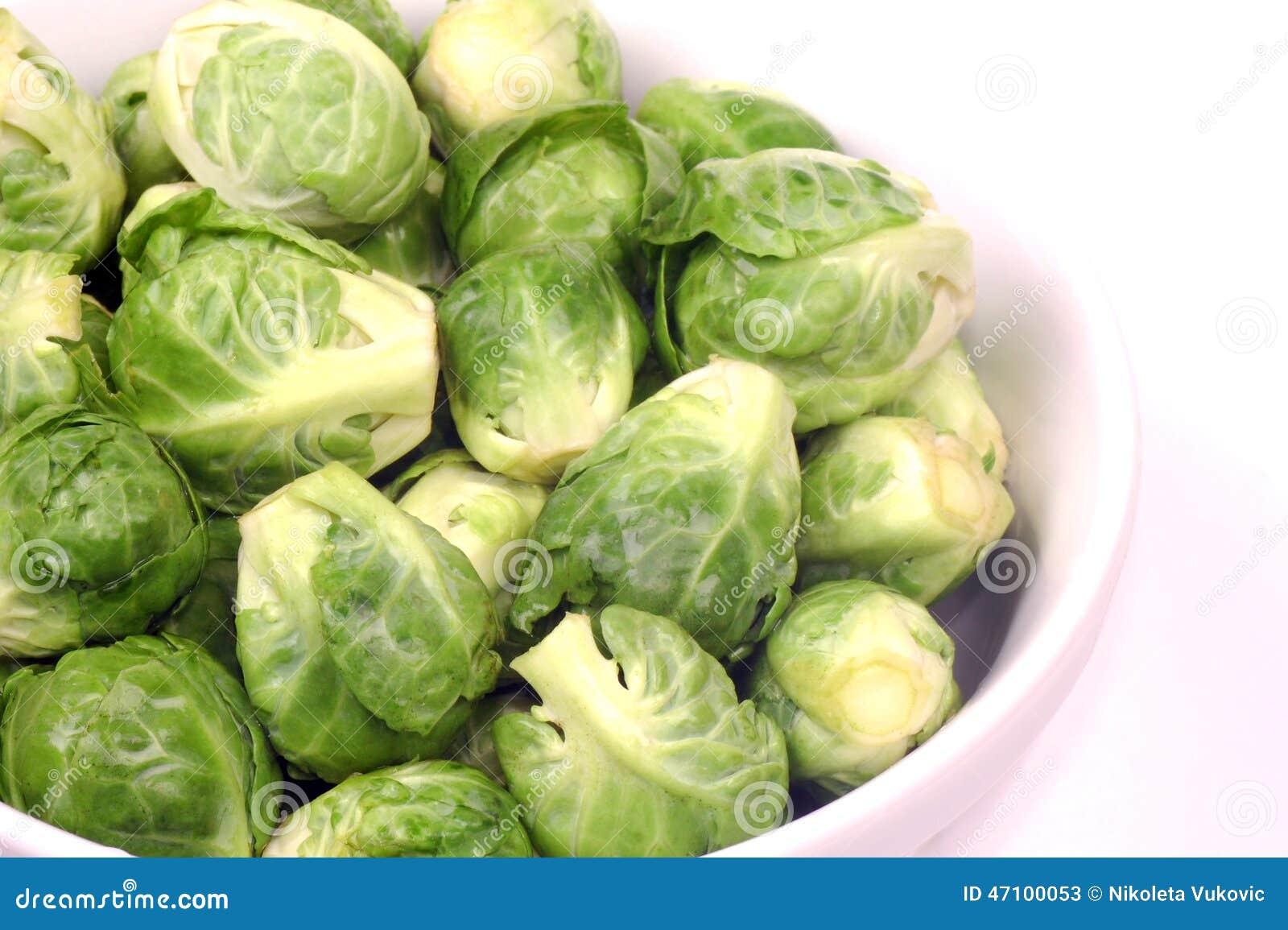 Brassica Oleracea Gemmifera Gruppe