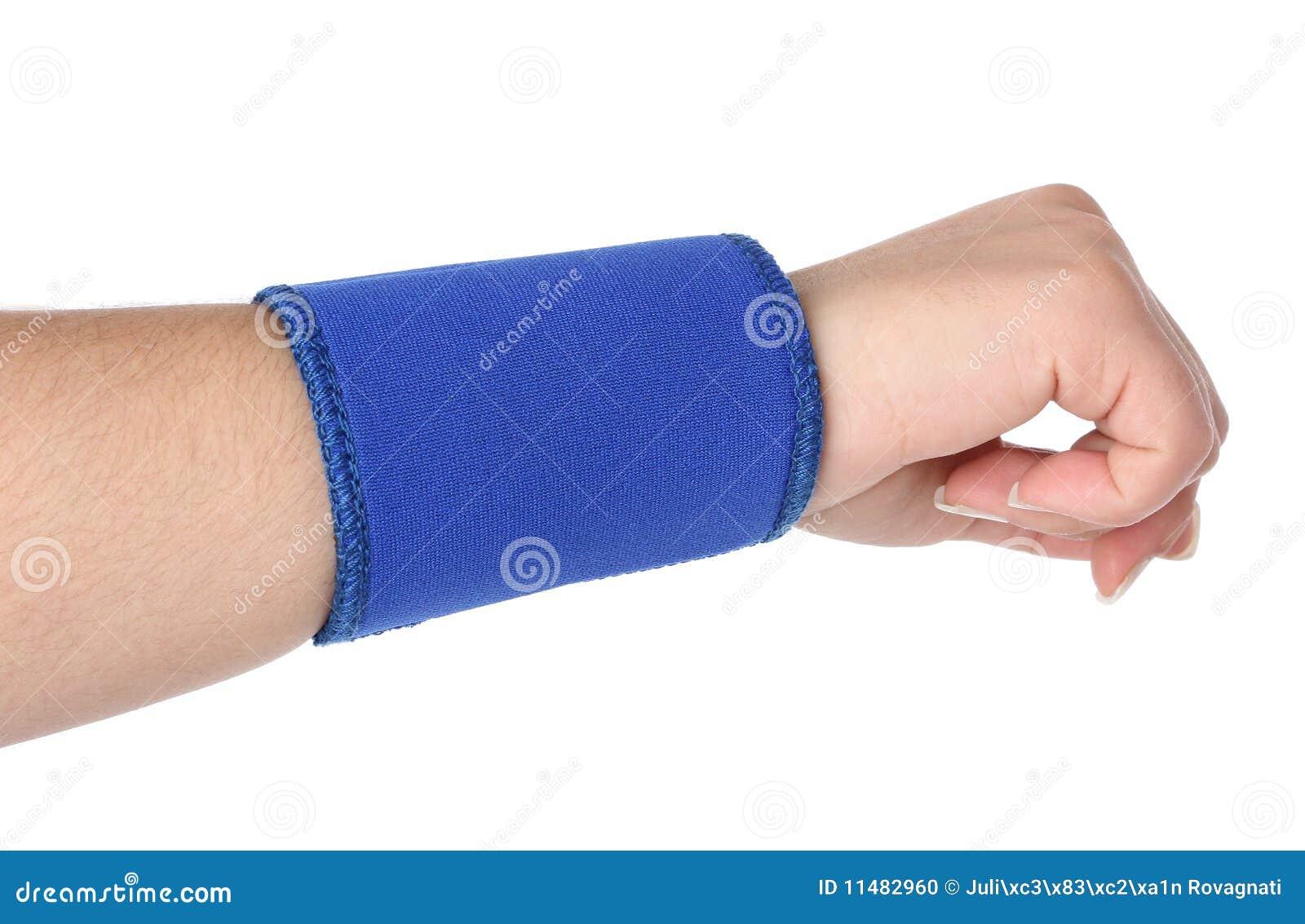 Brasu ręki istoty ludzkiej nadgarstek