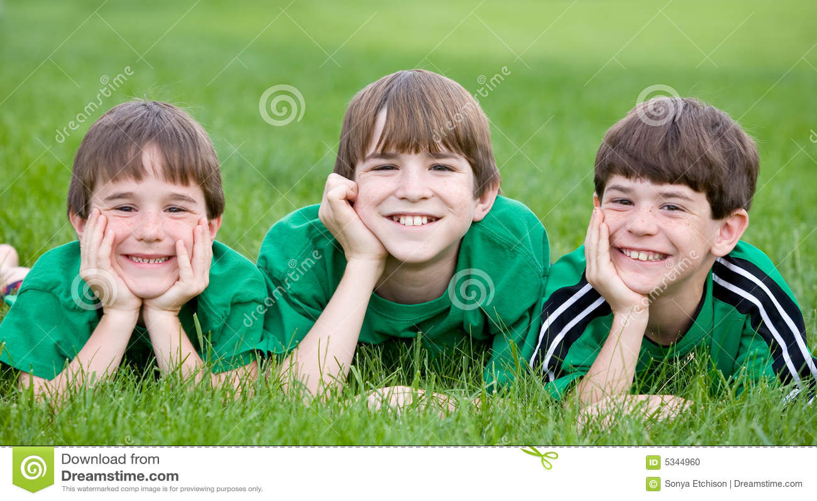 Brat zielony 3