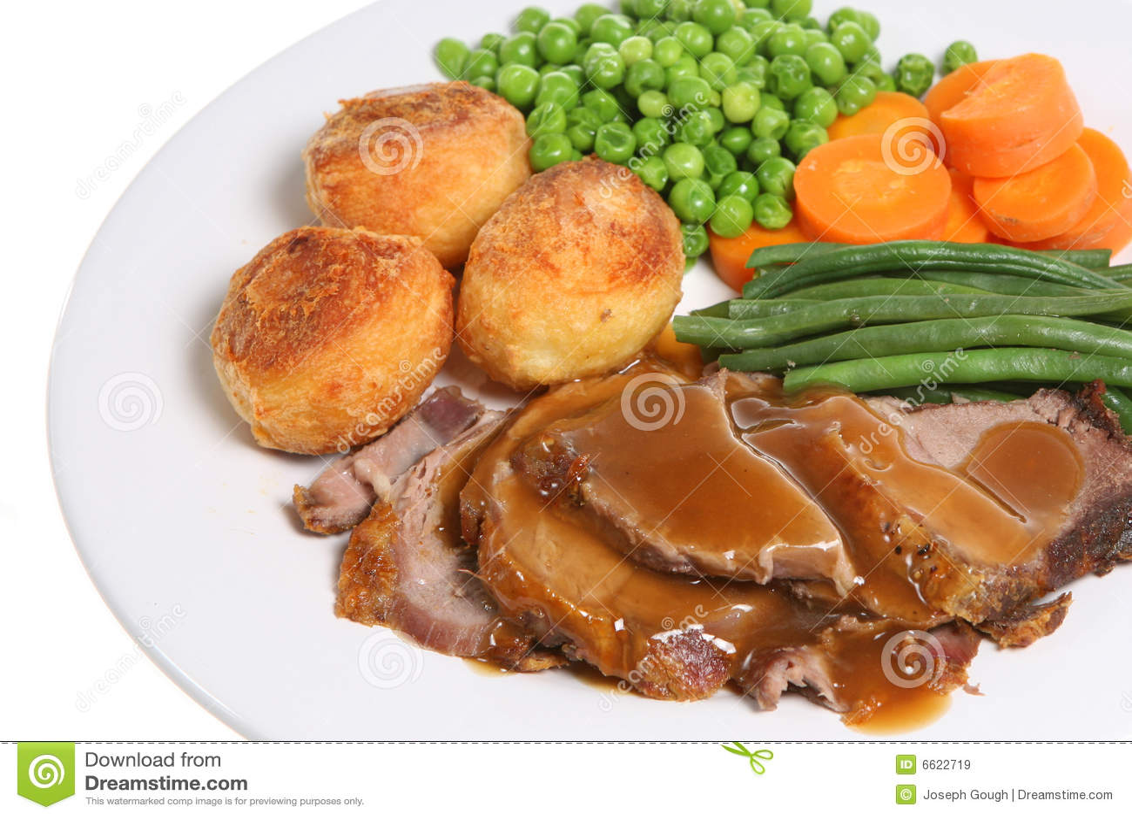 Englisch Abendessen
