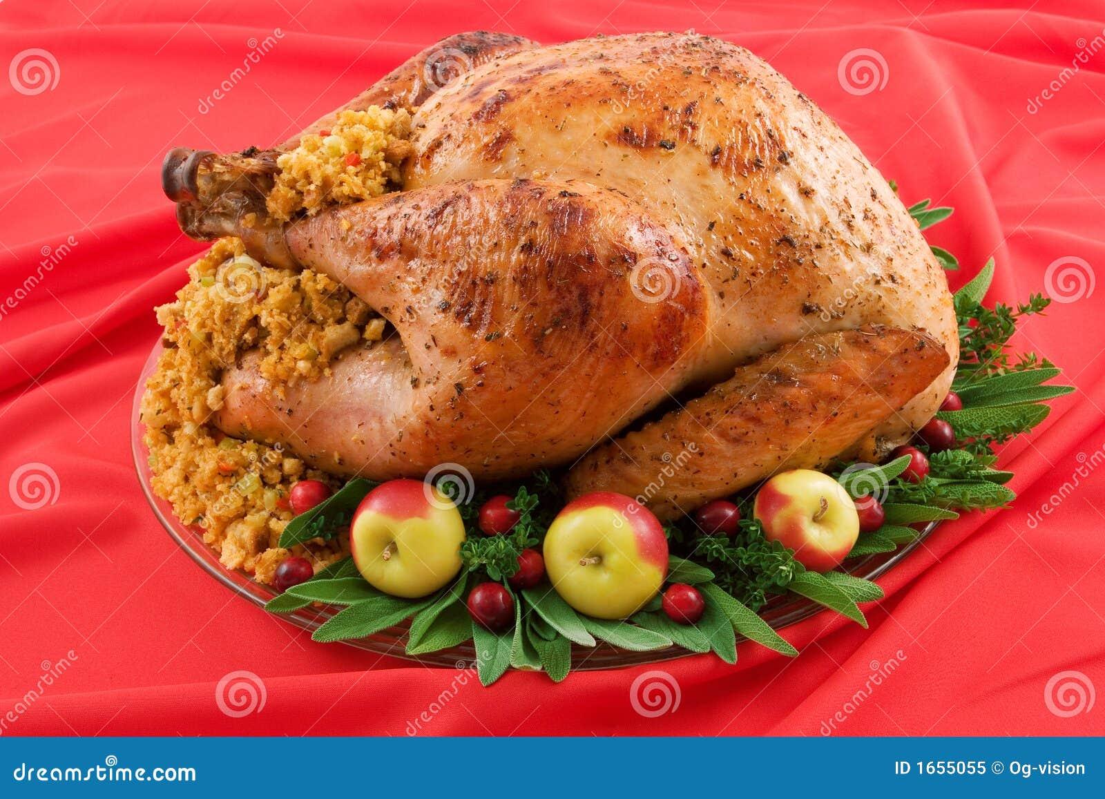 Braten Sie die Türkei