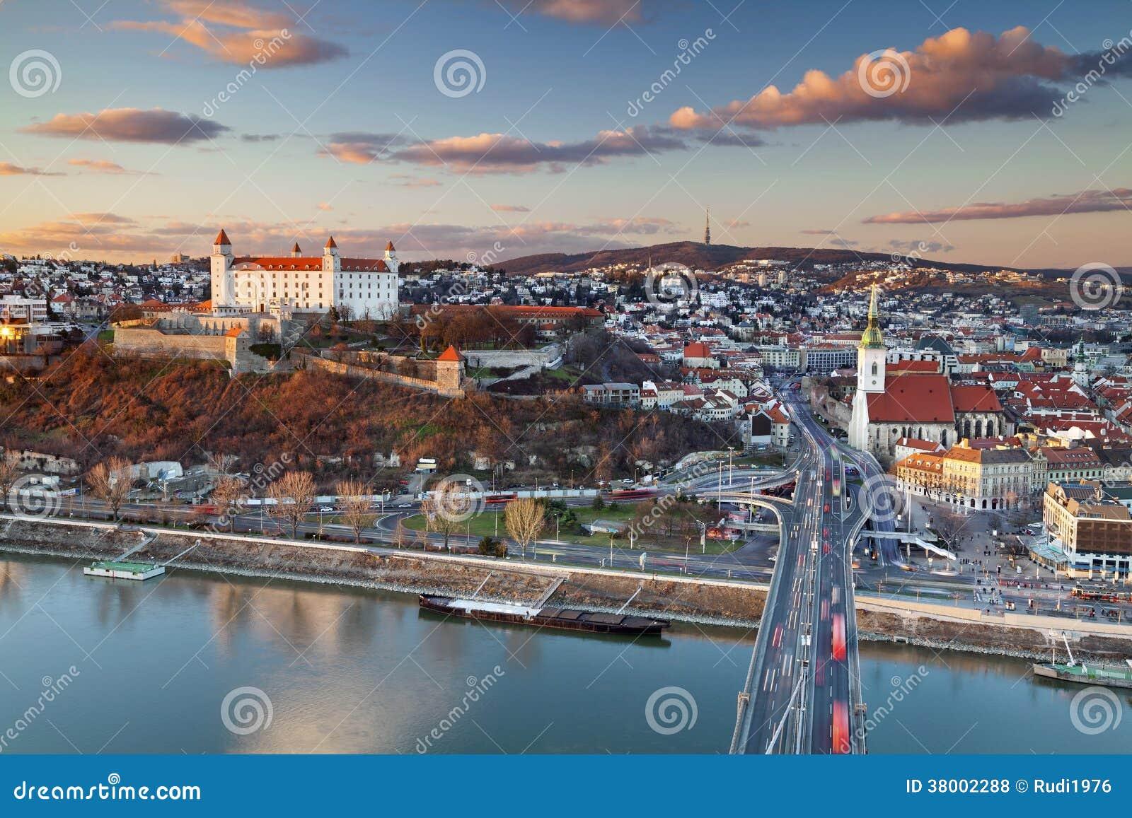 Bratislava, Sistani.