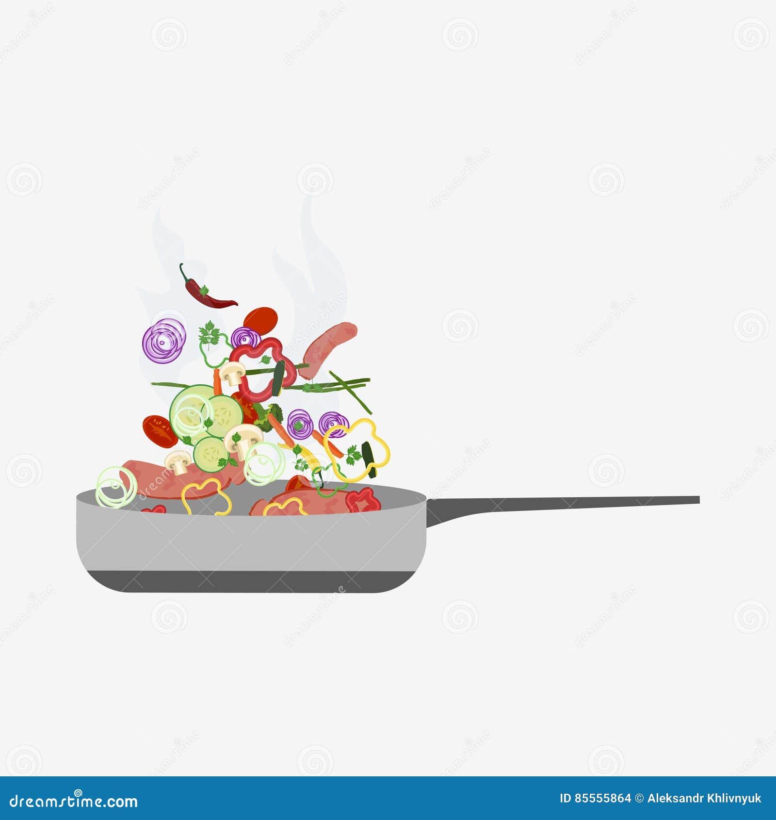 Bratpfannenikone