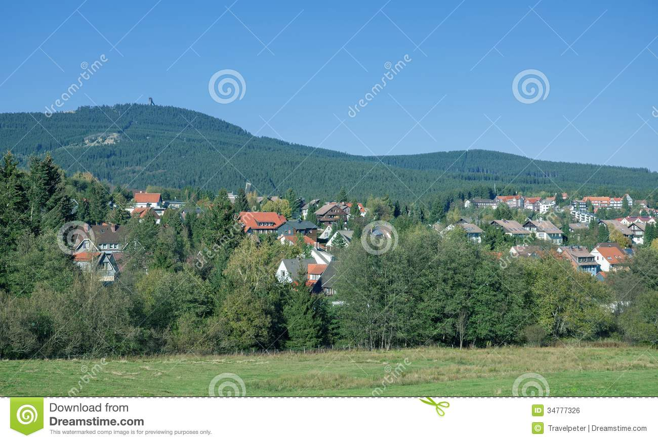 Braunlage Germany  city photos : Braunlage,Harz Mountains,Germany Royalty Free Stock Image Image ...