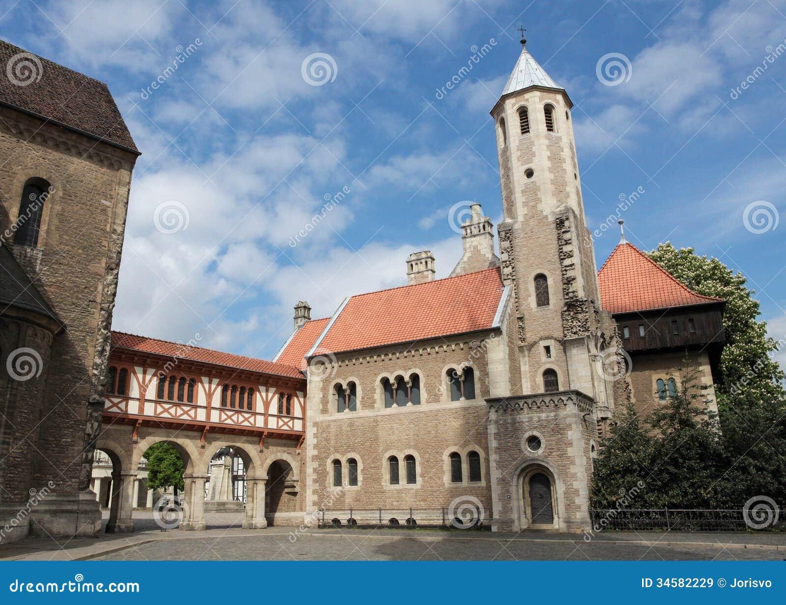 Braunschweig Germany  City new picture : Dankwanderode Castle in Braunschweig, Niedersachsen, Germany.