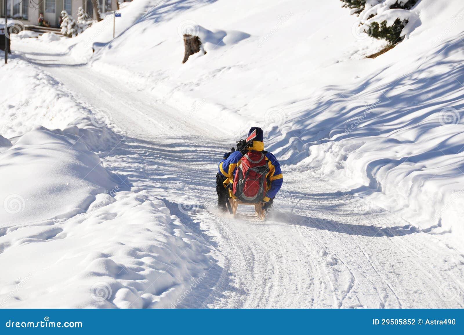 Braunwald, Zwitserse het ski?en toevlucht