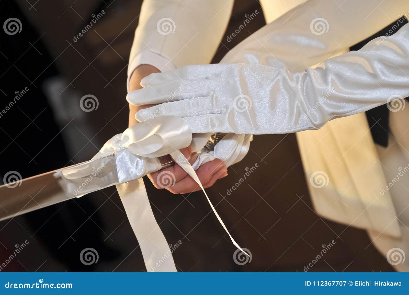 Brautbild-, herrliche und elegantesehr nette Hochzeit