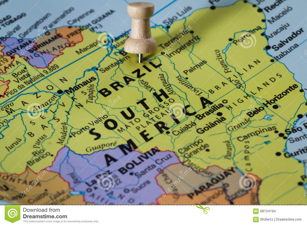 Picture of: 1 909 Brazil Map Photos Free Royalty Free Stock Photos From Dreamstime