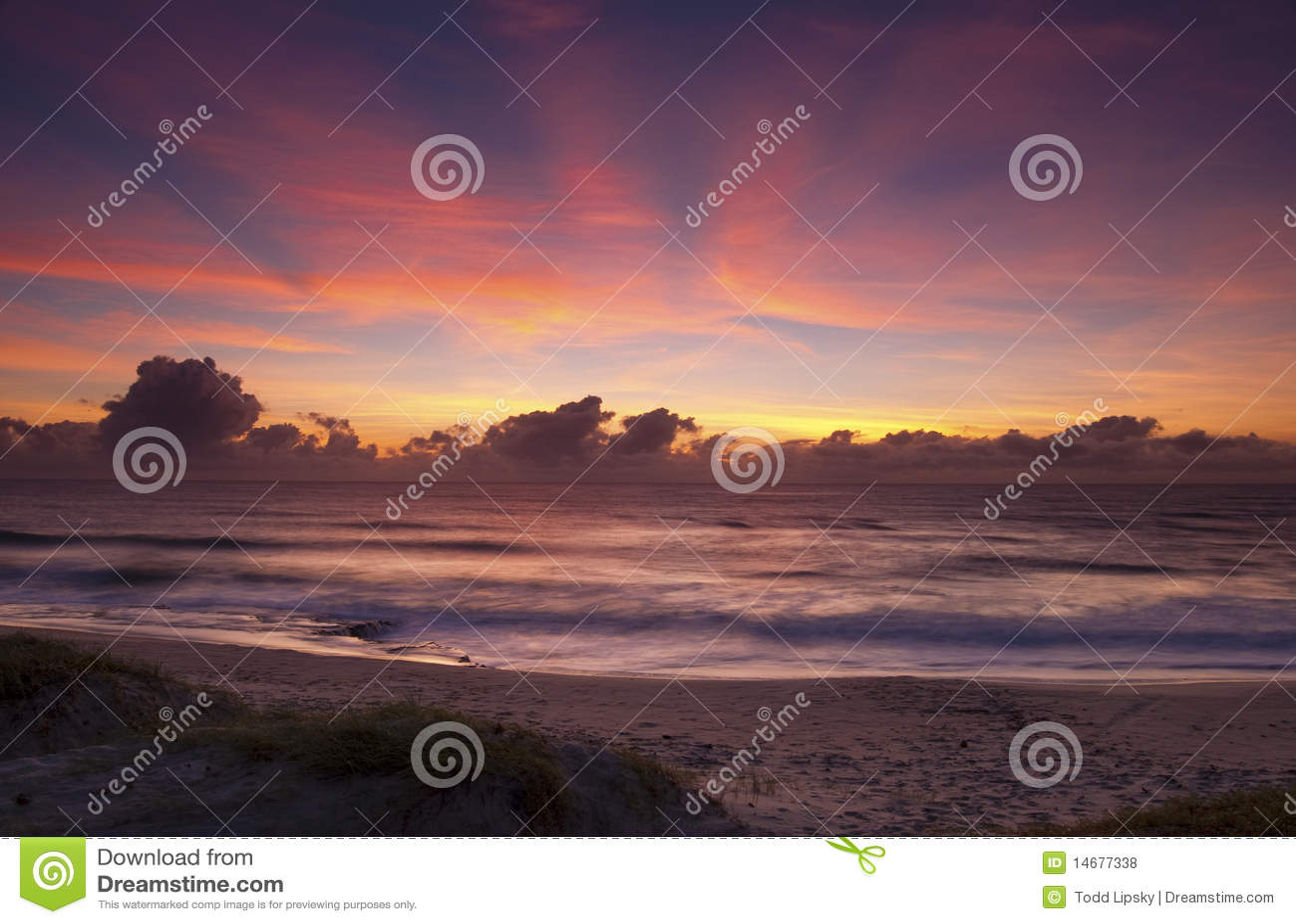 Brazil natal soluppgång