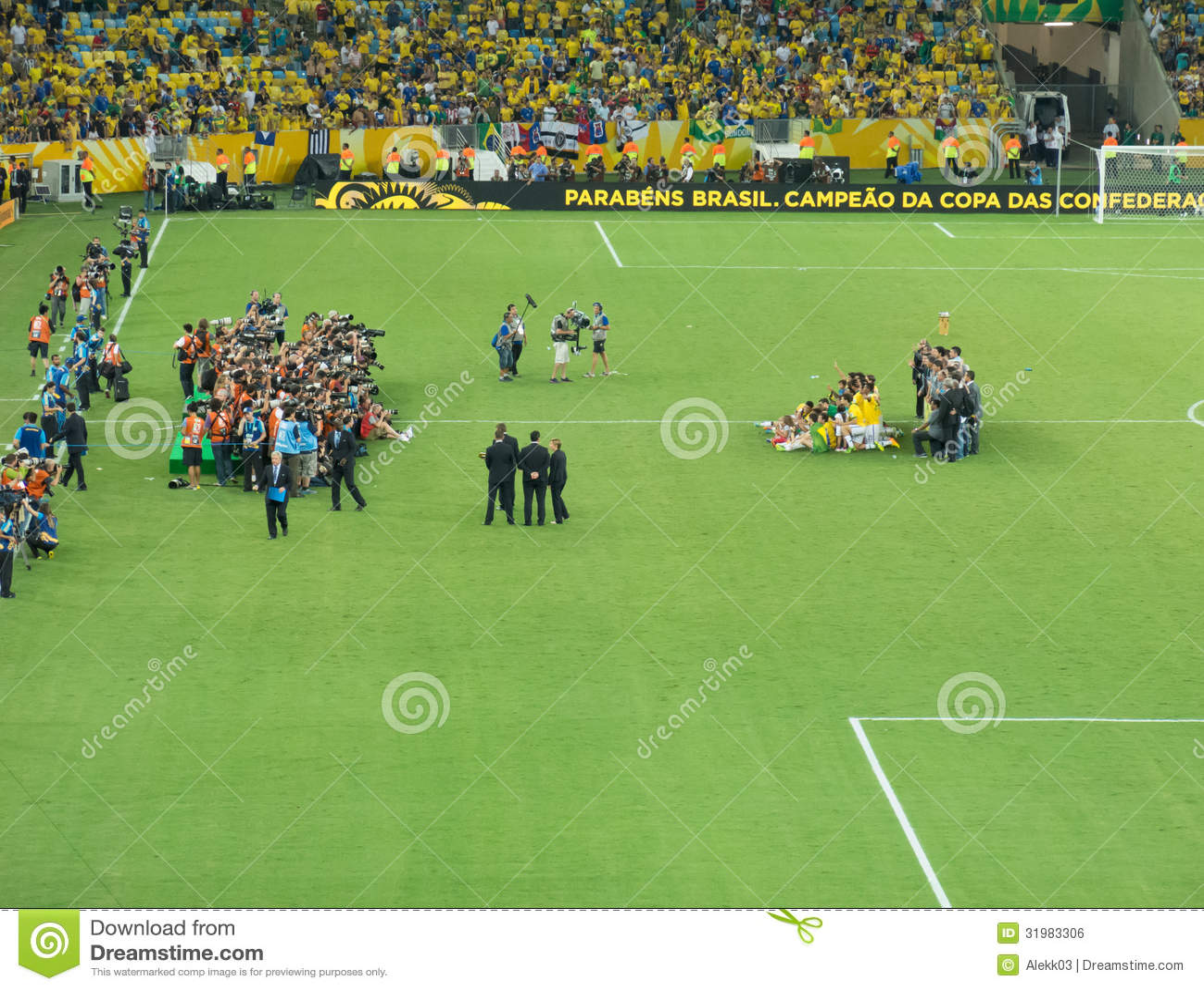 Brazil Vs Spain Confederations Cup