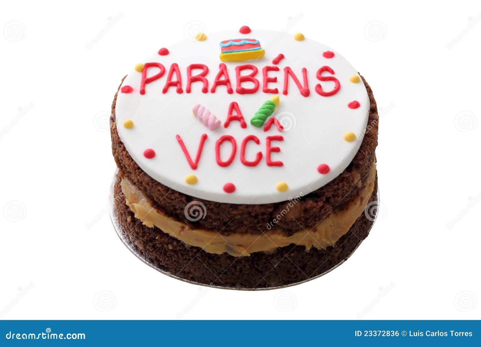 Бразильское поздравление с днем рождения