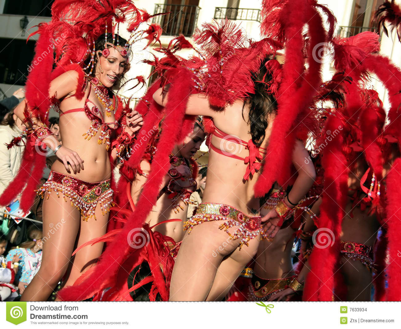 Hot Nude Rio Carnival Thumbs 110